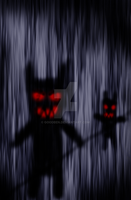 Demons In The Rain by goodben