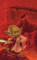 yoda by thurZ