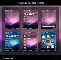 Nokia S40 Leopard Theme by Skipproject