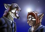 x-files the anthros by crewwolf