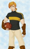 HA: Quidditch Erik by dreaminpng