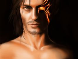 prince of persia by vilssonify