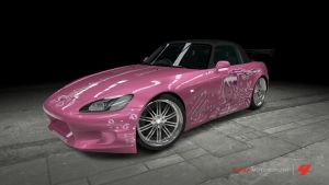 Honda S2000 - 2 Fast 2 Furious by OutcastOne