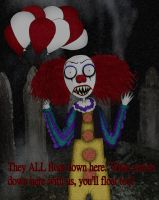Pennywise-IT by Lttle-Horrors