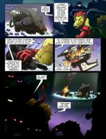 Ravage - Issue #1 - Page 9 by TF-TVC