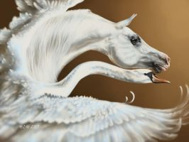 beautiful creatures by Animal75Artist