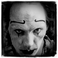 Clown 1 by JOEMILIEN