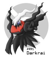 Darkrai by Latiar