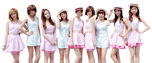 Snsd Png 2 by Jover-Design