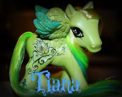 Tiana by MoLily20