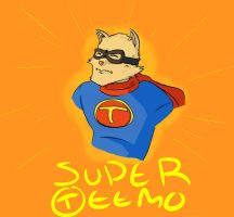 Super Teemo by AidArmadillo