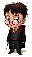 Harry James Potter ^^ by kalek-commissions
