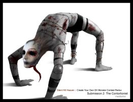 SilentHill Monster Submission2 by maddartist83