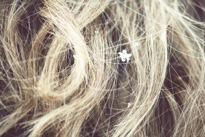 Snow Flake Hair by SarahMaeH