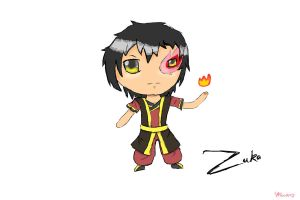 Zuko Chibi by SweetMchao