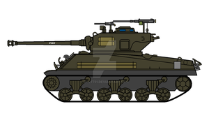 Fury tank by COLT731