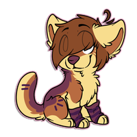 Chibi for ooshii by RegallyFlawed