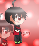 Chibi Ruby by puky67