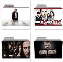 Lie To Me Folder Icons by nellanel