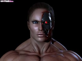 T-800F Face by Tigersan