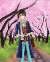 APH-Hipster/Photographer Japan by NeoSailorCrystal
