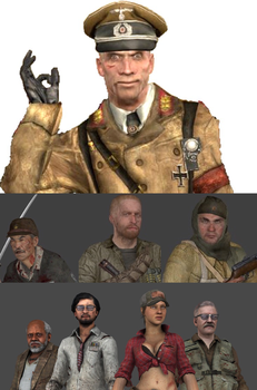 The biggest Troll in Zombies by LieutenantPanzer1917