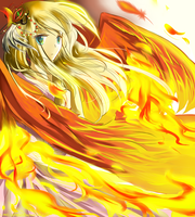 Phoenix by Cafe-Chaos