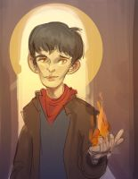 Merlin by trustahope
