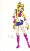 PGSM Sailor Moon by AFreshNewStart