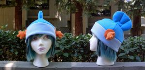 Mudkip Hat by Kimba616