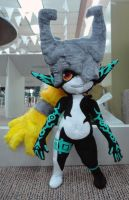 Midna Plush by Cryptic-Enigma