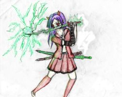 Moreki 8th revision Color by shinigami-of-death02