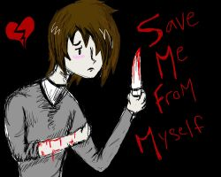 Save Me From Myself by GrimKreaper