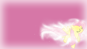 Fluttershy Wallpaper Desktop by fra-92