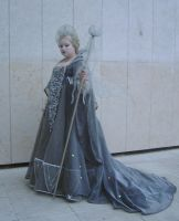 faery queen costume1 by azdaja