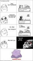 Rage Comic - Ditto used transform! by DJ-Zemar