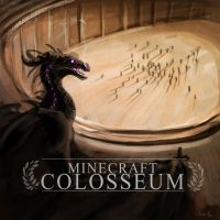 Minecraft Colosseum by Bakakaetzchen