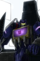 Soundwave by ka-ju
