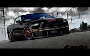 Ford Mustang 09 by koto8