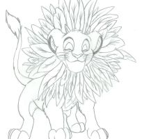 Simba by Derpup
