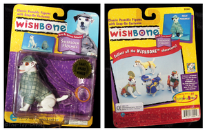 Wishbone Snap-On Costume Collection - Sherlock by The-Toy-Chest
