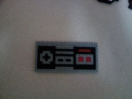 NES controller by FatalJapan
