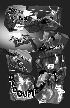 The Soul Issue 3 Preview Page 2 by WinstonWilliams