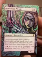 Stoneforge Mystic by seesic