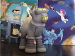 My Little Pony Bender Custom by philosophyfox