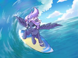 Wave Riding by kilala97