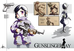 ToL-GSG: A Killing Machine by 47ness