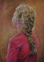 PLAITED - PASTEL by AstridBruning