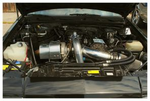 Turbocharged Engine by TheMan268