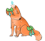 Candle Canine Adopt :Fresh Orange CLOSED by SquidPup